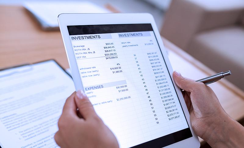 Conservazione digitale delle note spese